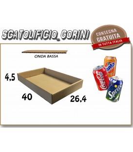 24 LATTINE CLASSICHE 40x26,4x4,5
