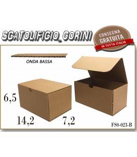 Scatola fustellata 14,2x7,2x6,5