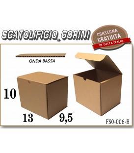 Scatola fustellata 13x9,5x10
